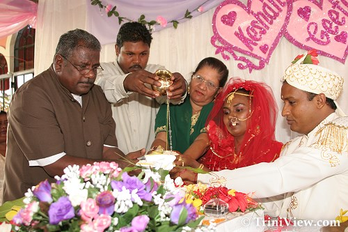 The Hindu Wedding Ceremony