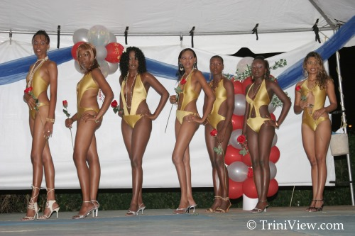 Central Spring Break Bikini Contest in pictures